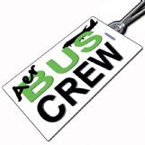 AER BUS CREW Tag